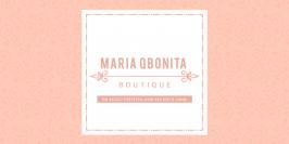 Logomarca Maria QBonita