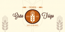 Logotipo para Padaria