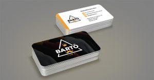 Criar Cartão de Visita Bartô