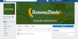 Criar Capa Facebook - Produtos Naturais