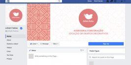 Criar Capa Facebook - Festas