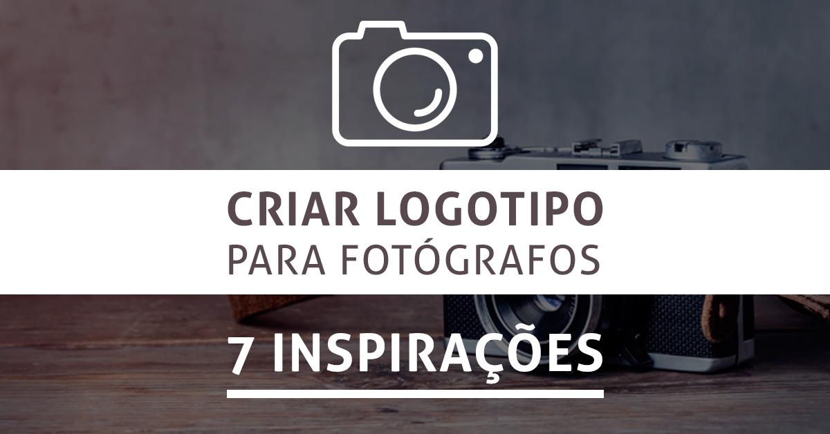 Criar Logotipo para Fotógrafos