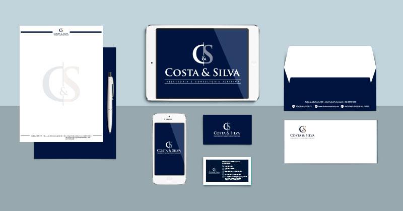 Identidade Visual para Advogado